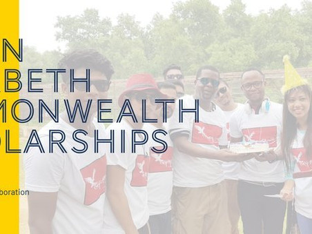 Queen Elizabeth Commonwealth Scholarships