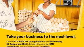 Cija Ngebhizinisi SEED CAPITAL WINNERS SHARE THEIR SUCCESS STORIES.