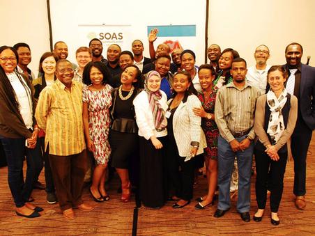 Residential School 2020 Governance for Development in Africa Initiative