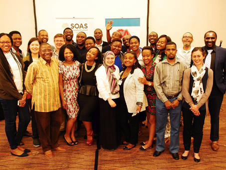 Residential School 2020 Governance for Development in Africa Initiative