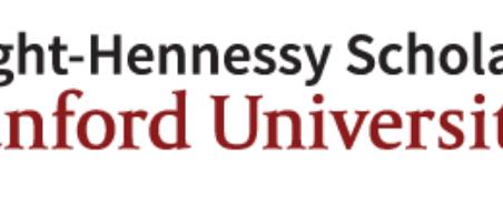 KNIGHT-HENNESSY SCHOLARSHIP FOR POSTGRADUATE STUDIES AT STANFORD UNIVERSITY
