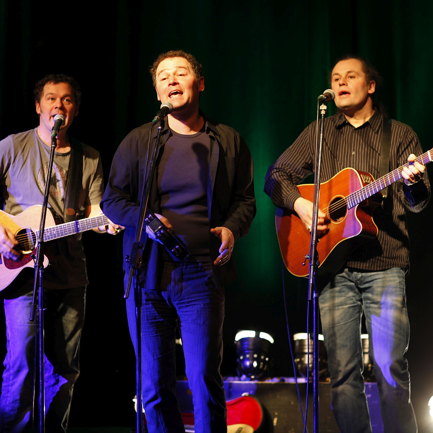 The Brothers - acoustic trio
