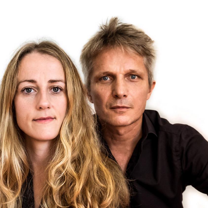 """bolando Sommerbühne: """"Finding Moon"""" Maggie Horrer & Ingmar Winkler"""