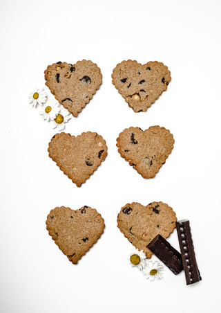 Cookie coeur