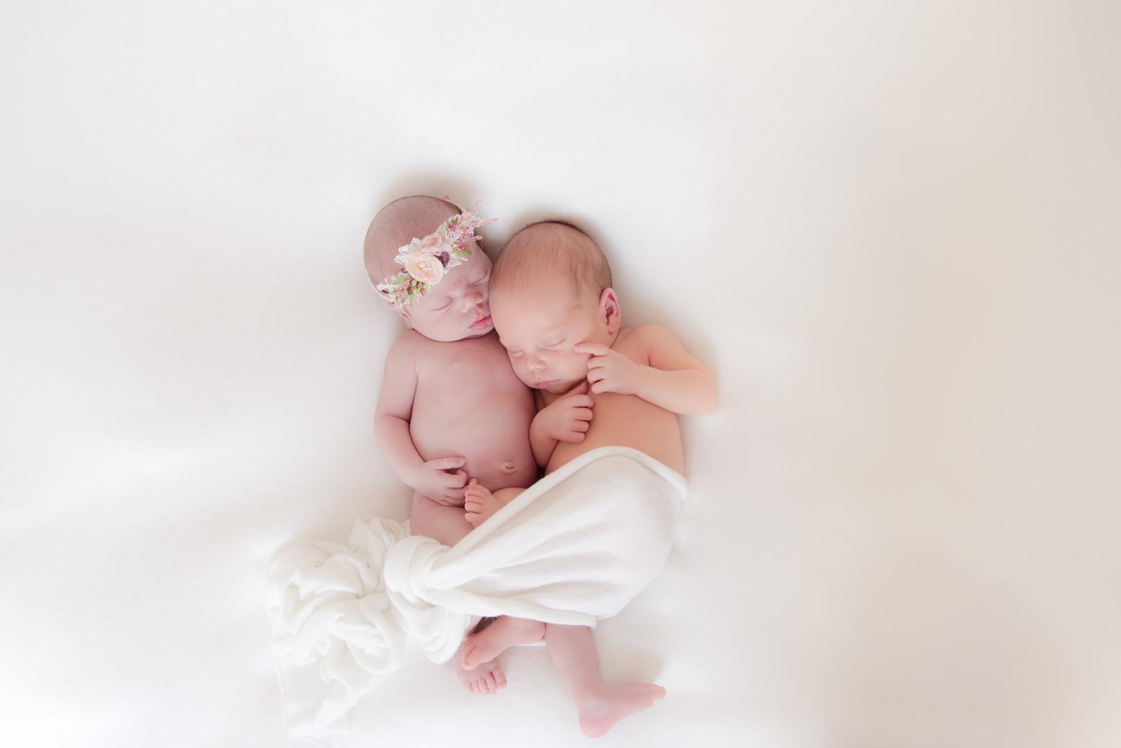 Naissance jumeaux