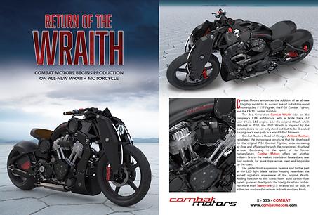 Combat Motors Wraith Article
