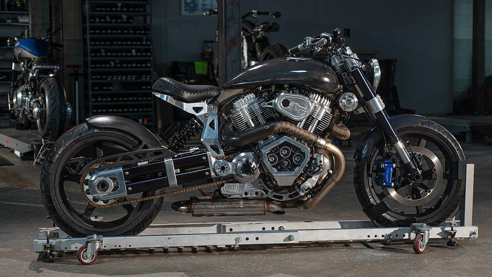 2014 Hellcat Speedster