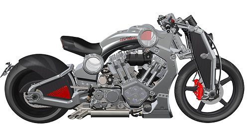 2021 Confederate Wraith