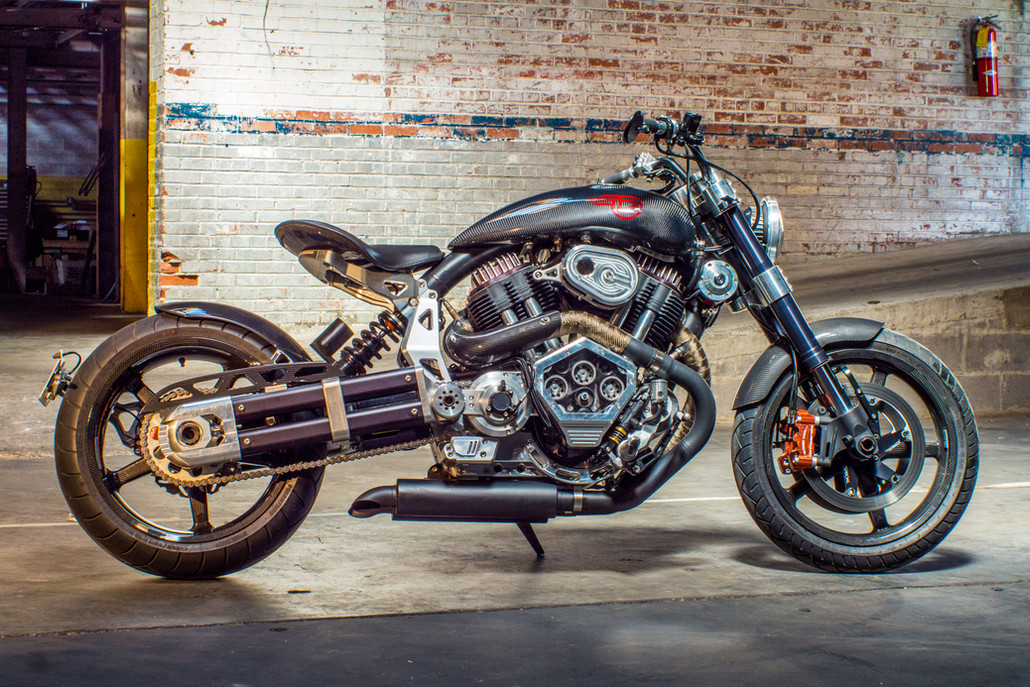 2015 Hellcat Speedster