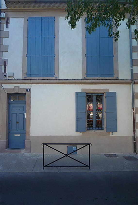Restitution de le façade