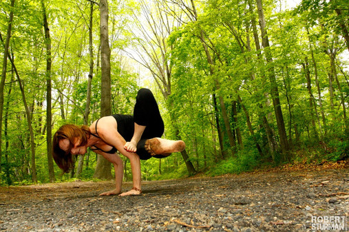 Yoga photos by Robert Sturman