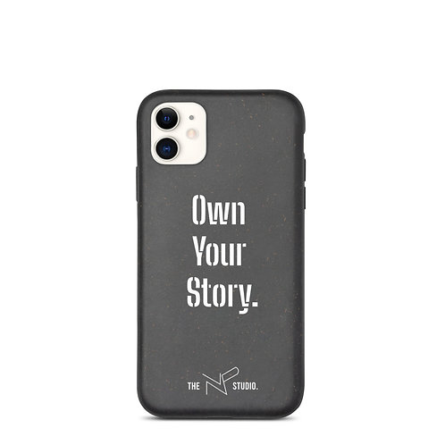 Biodegradable iPhone Case - Own Your Story