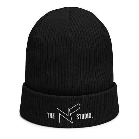 The NP Studio limited edition Organic Beanie