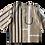 Thumbnail: Painted Boxy Shirt - Sand