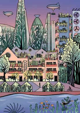 Green City - Future London