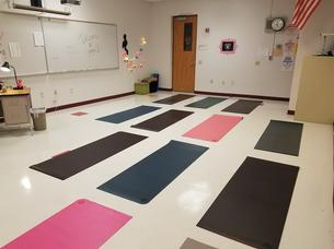 Girl's Self Esteem Yoga Class