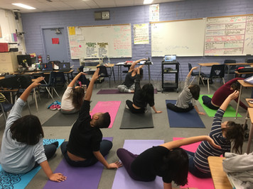 Yoga Club @ Robison MS
