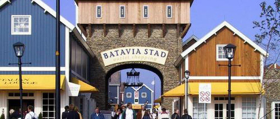 """Centrum Handlowe """" Batavia Stad """""""