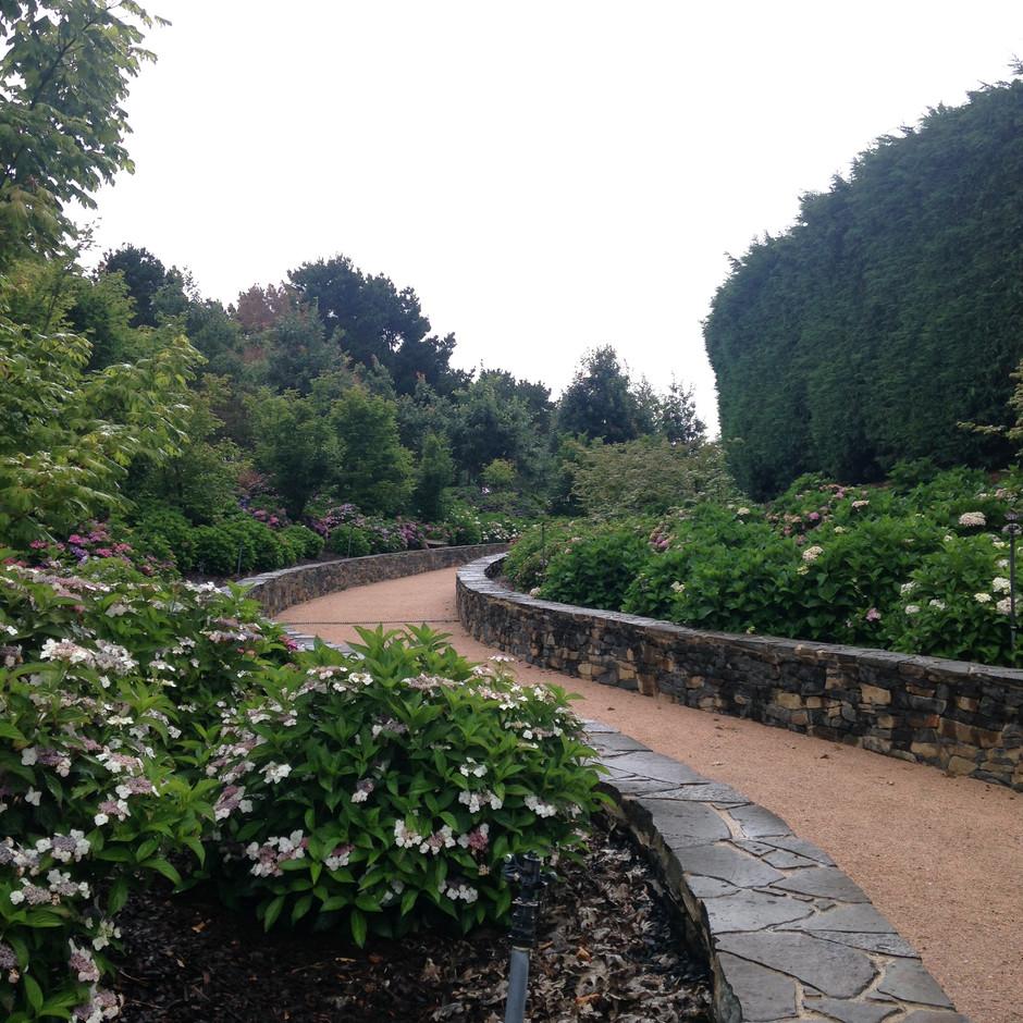 Visit to Enchanted Gardens