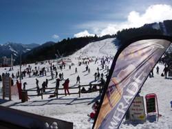 aix les thermes   skiing