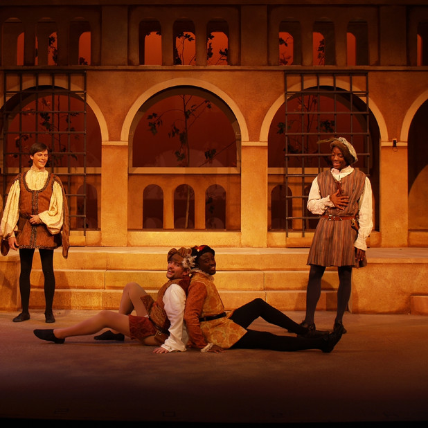 ROMEO & JULIET (Theatre)(2011)