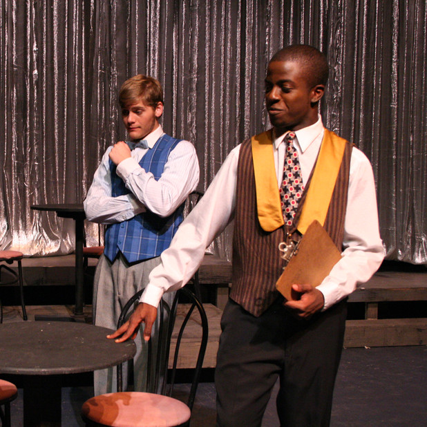 THE SHOWBOAT (Musical Theatre)(2008)