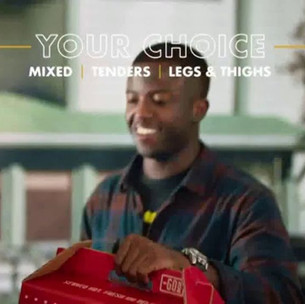 CHURCH'S CHICKEN (Commercial)(2020)