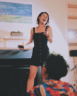had so much fun performing my songs for