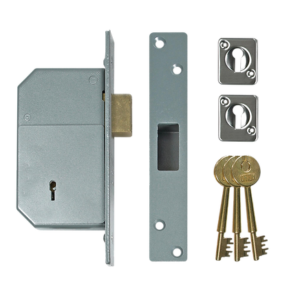 Union 3G135 Detainer Deadlock