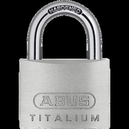Abus Titalium 54TI Series Open Shackle Padlock