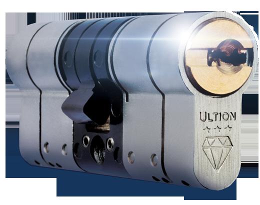 Ultion Key/Key Cylinders