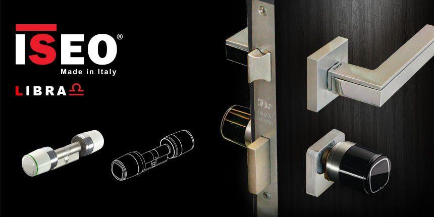 ISEO Libra Smart Cylinders