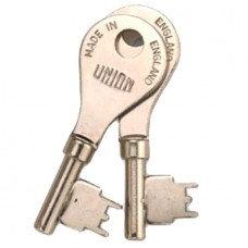 Union BGA Mortice Keys BGA51 to BGA250