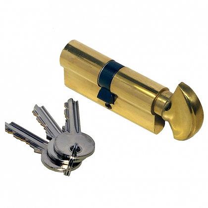 Securefast Euro 40/40 Key/Thumbturn Cylinder