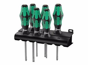 Wera Kraftform Plus Lasertip Screwdrivers