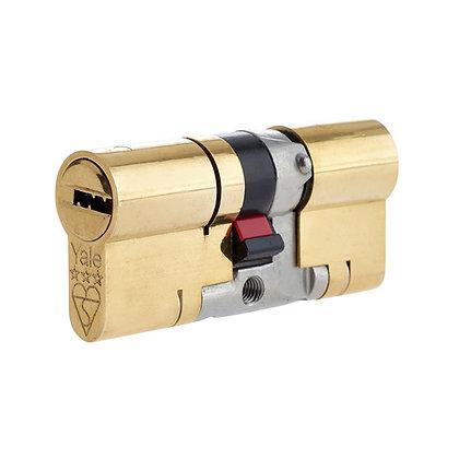 Yale Platinum 3 Star British Standard 40x55 Key/Key Cylinder