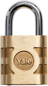 Yale 850 Brass Padlock