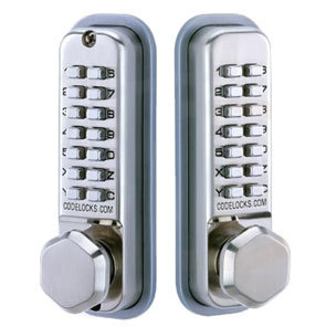 CODELOCKS CL200 Series Back To Back Digital Lock