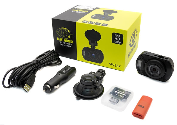 Silent Witness SW237 Full HD Dash Camera
