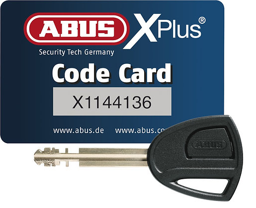 Abus XPlus Keys By Code