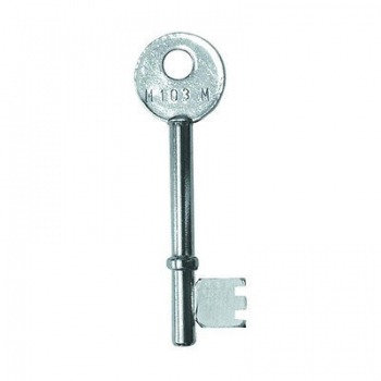 Union 3 Lever M Section Keys