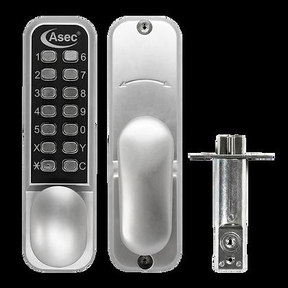 Asec AS3300 Series Easy Code Change Digital Lock With Optional Holdback