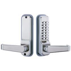 CODELOCKS CL400 Series Digital Lock With Tubular Latch