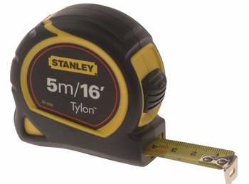 Stanley Tape Measure 5m