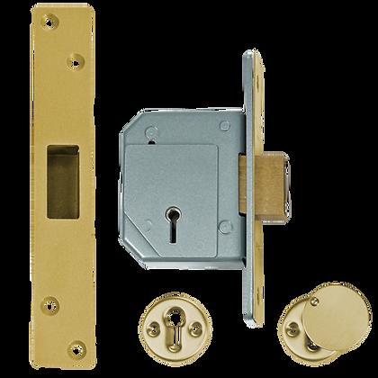 UNION C-Series 3G114 5 Lever Deadlock