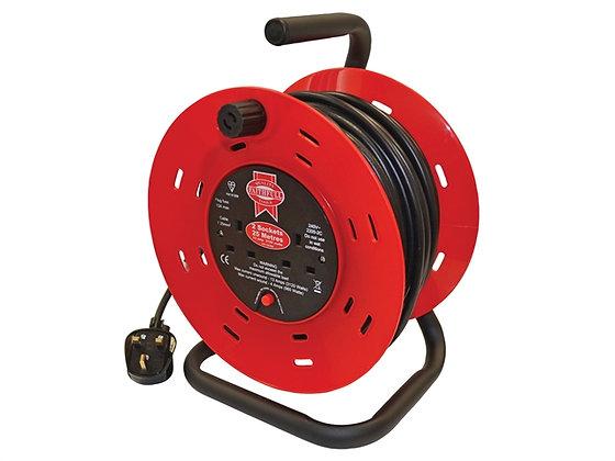Faithful Cable Reel 25 Metre 13 Amp 240 Volt