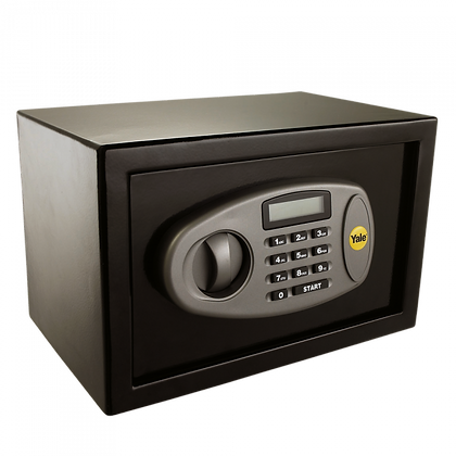 Yale Digital Home Cupboard Safe