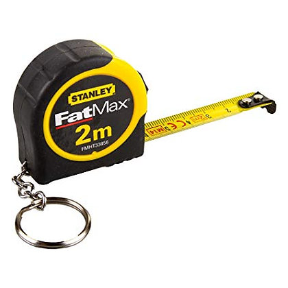 Stanley Fatmax 2 Metre Tape Measure Key Ring