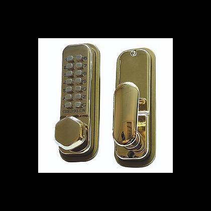 CODELOCKS CL200 Series Digital Lock With Optional Holdback