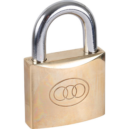 Tricircle 26 Series Brass Padlocks
